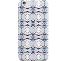 red Malus Radiant crab apple blossoms #7 pattern iPhone Case/Skin