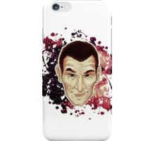 Ninth Doctor iPhone Case/Skin