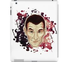 Ninth Doctor iPad Case/Skin