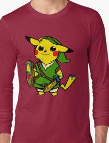 Pikalink Long Sleeve T-Shirt