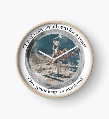 Neil Armstrong  Clock