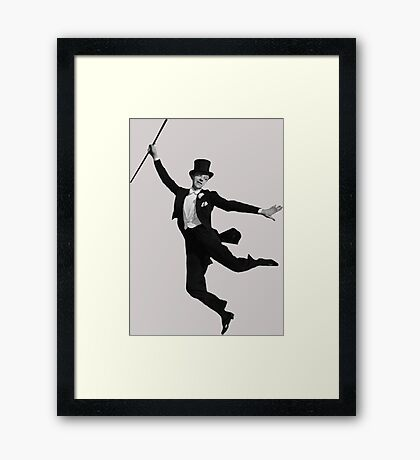 Astaire Framed Print