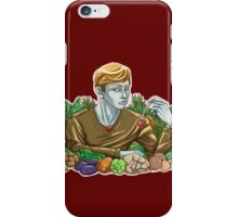 Kieren and Vegetables iPhone Case/Skin