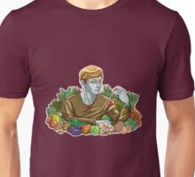 Kieren and Vegetables Unisex T-Shirt
