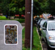 Urban Affection Sticker