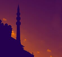 Purple Mosque by LIGHTCIRCLE