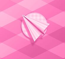 Paper Airplane 64 by YoPedro