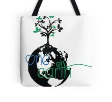 One Earth Tote Bag