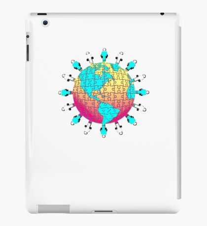 Everyone Is Important4 iPad Case/Skin