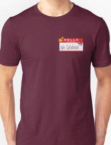 Hello... My name is Ash Ketchum T-Shirt