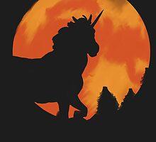 Harvest Unicorn by Stacy Parker