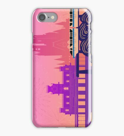 Here you leave today... iPhone Case/Skin
