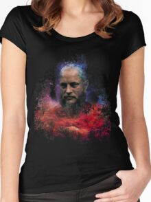 ragnar lothbrok Women's Fitted Scoop T-Shirt