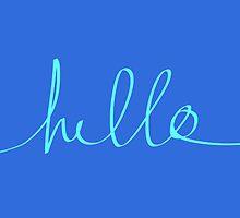 Hello, Sailor by Leah Flores