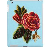 Acrylic Roses iPad Case/Skin