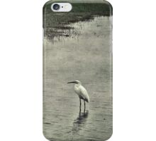 April; Come She Will iPhone Case/Skin