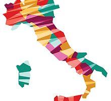 Geometric Italy by ciaokatie