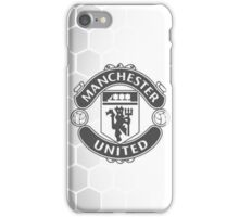 Manchester United Red iPhone Case/Skin