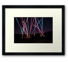 Fourth Celebration Framed Print