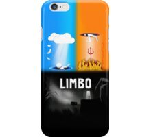 Portals to limbo iPhone Case/Skin