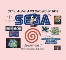 Dreamcast Alive Kids Clothes
