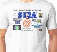 Dreamcast Alive Unisex T-Shirt