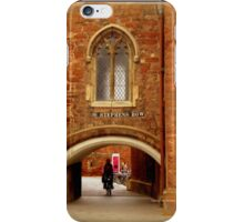 St. Stephens Bow iPhone Case/Skin