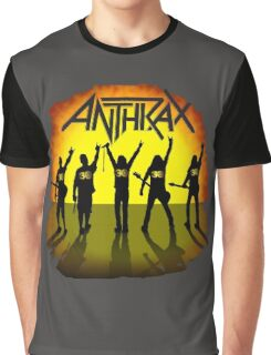 ANTHRAX Graphic T-Shirt