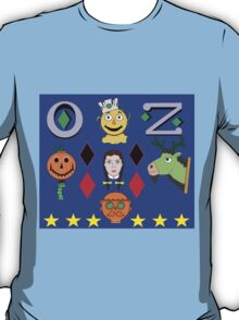 Return To Oz cartoon T-Shirt