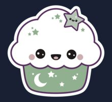Cute Space Cake Kids Clothes