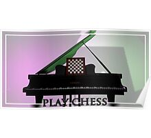 Play chess Poster