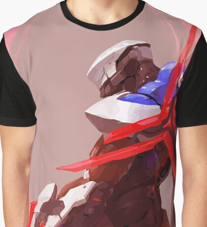 Project: Zed Graphic T-Shirt