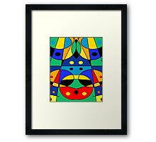 Abstract #526 Framed Print