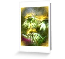 Free Flow Van Gogh Greeting Card