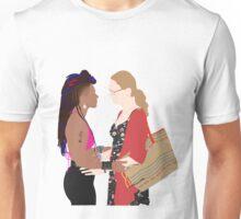 Nomi and Amanita Unisex T-Shirt