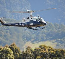 Bell Iroquois @ Albion Park Airshow 2012 by muz2142