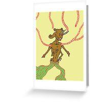 Demon Thing Greeting Card