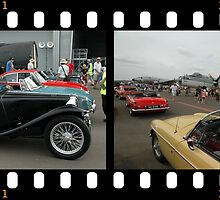 MGs @ Albion Park Airshow 2010 by muz2142