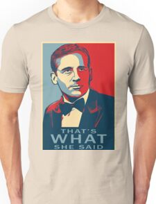 michael scott Unisex T-Shirt