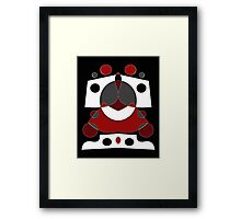 Abstract #528 Framed Print