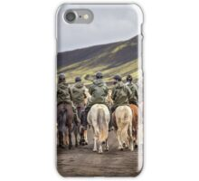 To Ride The Paths Of Legions Unknown iPhone Case/Skin
