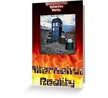 Alternative Reality - (Doctor) Who's Next Greeting Card