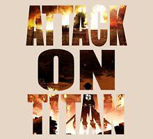 Attack On Titan - Shingeki no kyojin - T-Shirt