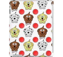 Puppies and Balls iPad Case/Skin