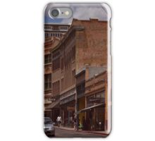 Main Street - Bisbee Az. iPhone Case/Skin