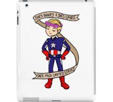Ms. United States iPad Case/Skin