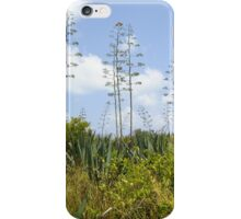 In the Think of the River of Grass iPhone Case/Skin