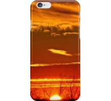 Great Ball of FIRE iPhone Case/Skin