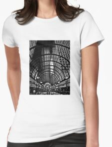 San Francisco Night Womens Fitted T-Shirt