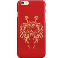 Flying Spaghetti Monster (pasta) iPhone Case/Skin